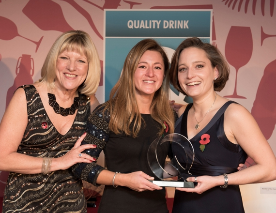 Poulton Hill Sparkling English Brut wins Q Award
