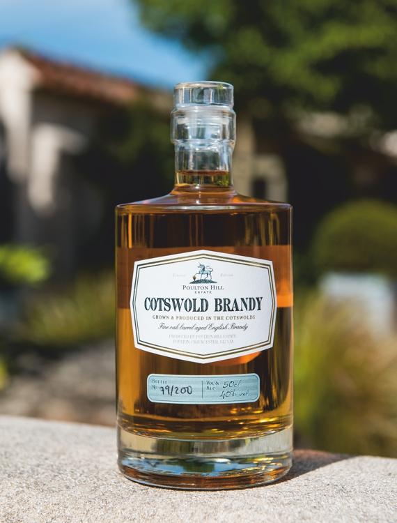 Poulton Hill Estate - Costwold Brandy