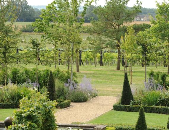 Poulton Hill Estate - gardens