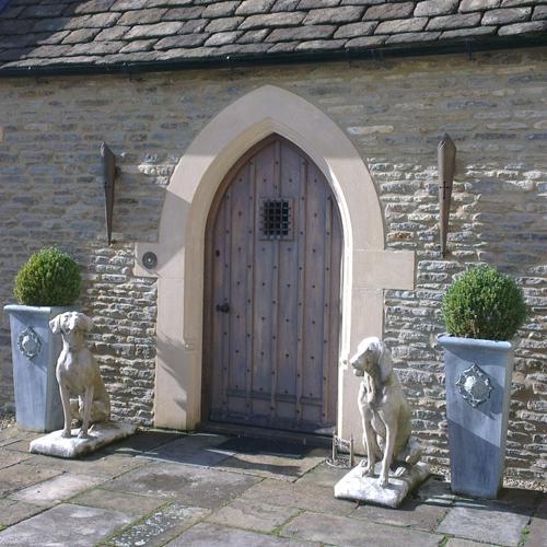 Poulton Hill - The cellar door & Cellar Door - Poulton Hill Estate