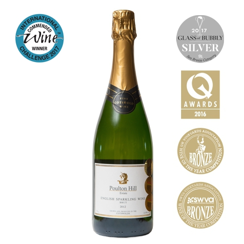 Poulton Hill - English Sparkling - Brut - 2012