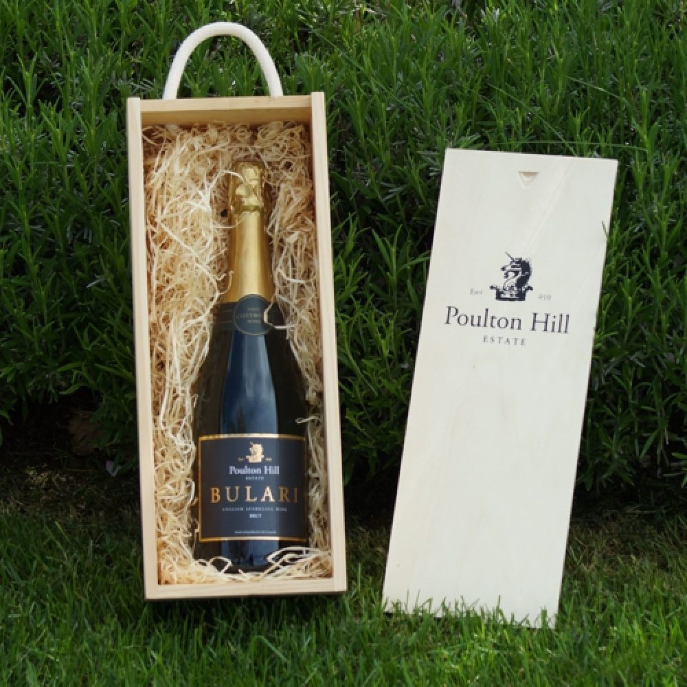 Poulton Hill - single bottle box