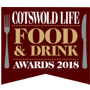 Cotswold Life Food and Drink - 2018 finalist