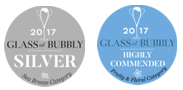 Glass of Bubbly 2017 Awards