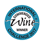 International Wine Challenge 2017 – Commended
