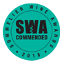 Sommelier Wine Awards 2018 - commended