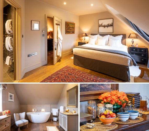 Poulton Hill Estate – Luxury accommodation in the Cotswolds