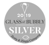 Glass of bubbly 2019 – Silver Medal
