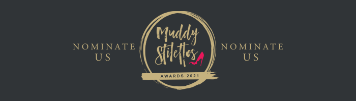 muddy stilettos awards 2021 - nominate