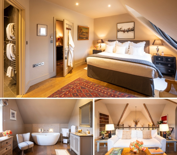 poulton hill estate - luxury accommodation in the Cotswolds